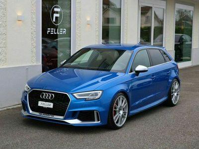 gebraucht Audi S3 Sportback / RS3 RS3 2.5 TSI NO OPF quattro S-tronic