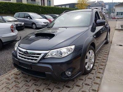 gebraucht Subaru Impreza 2.0 Diesel, Ab Platz