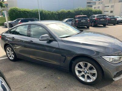 gebraucht BMW 420 Gran Coupé 4er 420d Gran Coupé xDrive Luxury Line Steptronic 4er d xDrive Luxury Line Steptronic