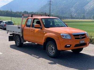 gebraucht Mazda BT-50 FL 2.5 TD 4x4 *****Kipper*****
