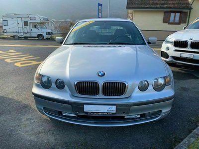 gebraucht BMW 325 3er Compactti Compact