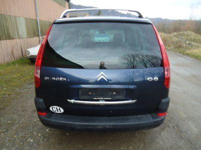 gebraucht Citroën C8 2.0 16V SX