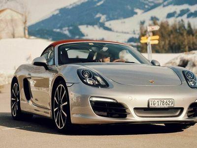 gebraucht Porsche Boxster S Boxster 981 Boxster S mit Approved, NP 113000Fr Boxster 981mit Approved, NP 113000Fr
