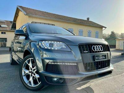 gebraucht Audi Q7 4.2 TDI quattro tiptronic