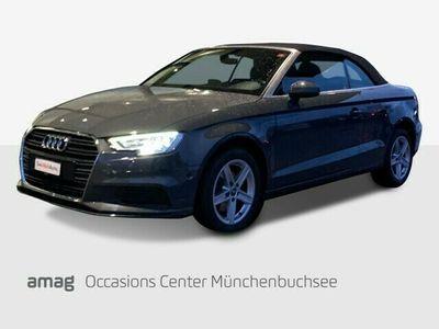 gebraucht Audi A3 Cabriolet 1.4 TFSI S-tronic