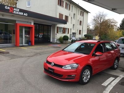 gebraucht VW Golf VARIANT 2.0 TDI COMFORTLINE DSG 150 PS
