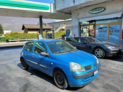 gebraucht Renault Clio Clio 1.2i 16V1.2i 16V