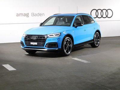 gebraucht Audi Q5 40 TDI sport quattro S-tronic