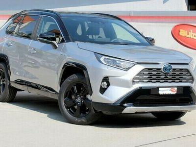 gebraucht Toyota RAV4 2.5 HSD Style e-CVT 4WD Panorama