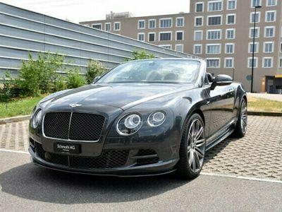 gebraucht Bentley Continental GTC Speed 6.0 W12