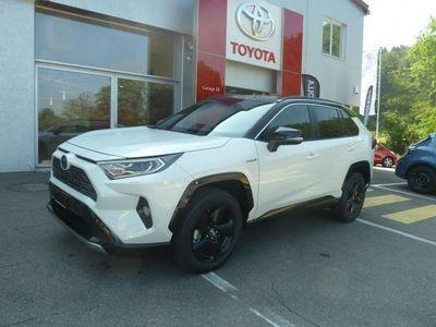 gebraucht Toyota RAV4 2.5 HSD Style e-CVT