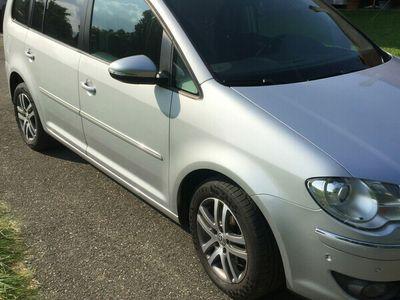 gebraucht VW Touran 1,4 TSI