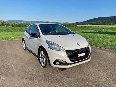 gebraucht Peugeot 208 1.6 Turbo GTi Sport
