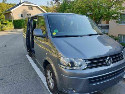 gebraucht VW Multivan T52.0 TDI 102 FA BMT 2015 Camper