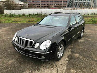 gebraucht Mercedes E280 E-KlasseAvantgarde 4Matic Automatic