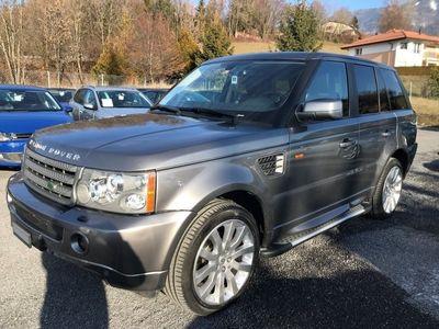 gebraucht Land Rover Range Rover Sport 2.7 Td6 HSE Automatic