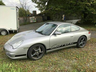 gebraucht Porsche 911 Carrera 4 996 Facelift