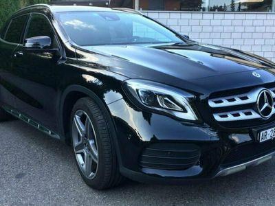 gebraucht Mercedes GLA200 GLA-Klasse X156d AMG Line 4m