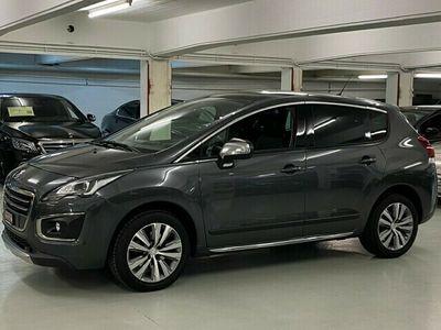 gebraucht Peugeot 3008 1.6 16V TURBO *Allure Tiptronic *