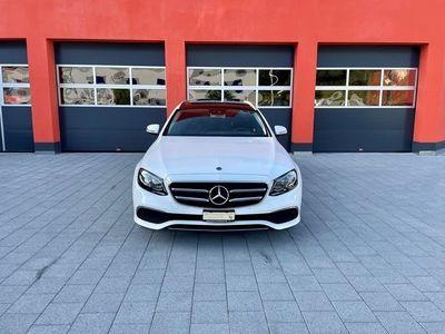 gebraucht Mercedes E220 Swiss Star Avantgarde 4Matic 9G-Tronic