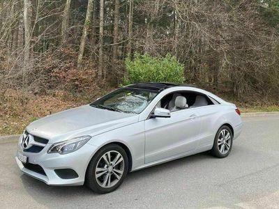 gebraucht Mercedes E350 E-KlasseBlueTEC 7G-Tronic