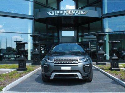 gebraucht Land Rover Range Rover evoque Convert. 2.0 TD4 SE Dynamic AT9