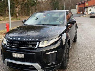gebraucht Land Rover Range Rover evoque Evoque RR 2.0 TD4 SE Dynamics DIESEL