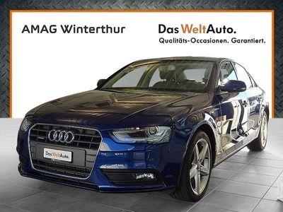gebraucht Audi A4 3.0 TDI clean diesel quattro s-tronic