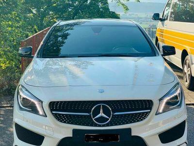 gebraucht Mercedes CLA220 Shooting Brake CLA-Klasse Mercedes CLA 220 Shooting Brake d 4M Automatik AMG Paket CLA-Klasse Mercedes d 4M Automatik AMG Paket