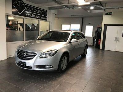 gebraucht Opel Insignia ST 2.0 Turbo Cosmo 4WD Aut.