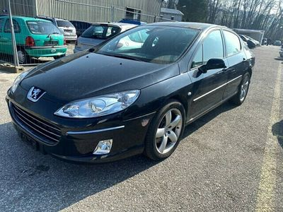 gebraucht Peugeot 407 2.7 HDI Edition Automatic