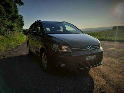 gebraucht VW Touran 1.4 TSI 140 Comfortline