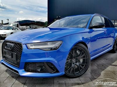 gebraucht Audi RS6 Avant 4.0 TFSI V8 NOGARO EDITION performance quattr