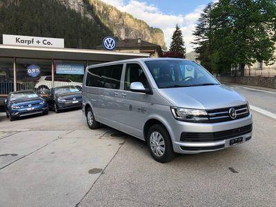 gebraucht VW Caravelle T62.0 TDI Comfortline 4Motion DSG LWB