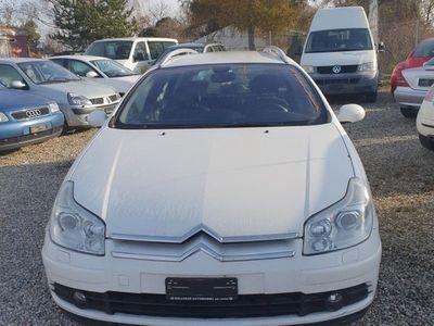 gebraucht Citroën C5 Break 2.2 HDi Exclusive Automatic