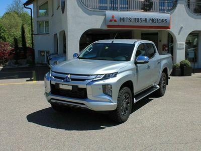 gebraucht Mitsubishi L200 L 200 2.2 Diamond Double Cab Automat