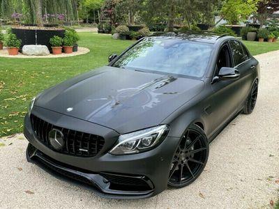 gebraucht Mercedes C63 AMG AMG Speedshift