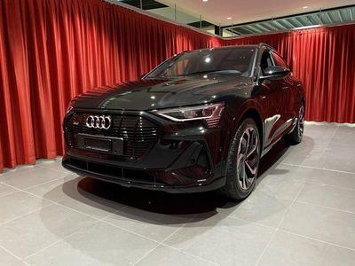 gebraucht Audi E-Tron - 55 Sportback S Line quattro