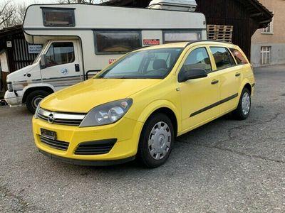 gebraucht Opel Astra Caravan 1.6i 16V TP Cosmo