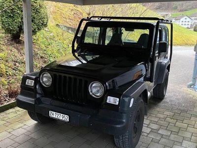 gebraucht Jeep Wrangler 4.0 Sport Hardtop