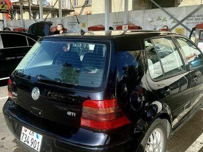 gebraucht VW Golf IV GTI Turbo 1.8