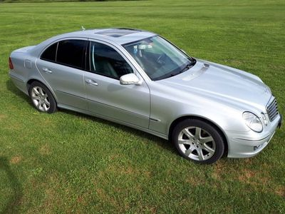 gebraucht Mercedes E500 E-Klasse E 5004matic 4x4