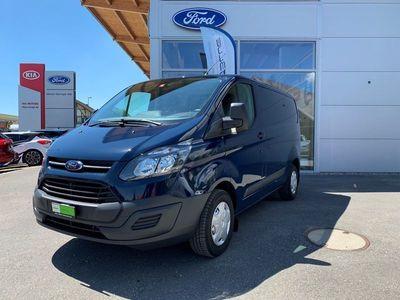 gebraucht Ford Custom TransitVan 270 L1H1 Ambiente