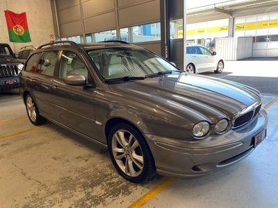 gebraucht Jaguar X-type Type Estate 2.2D Sovereign Anniversary Pack