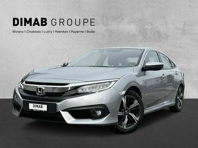 gebraucht Honda Civic 1.5 VTEC ExecutiveP