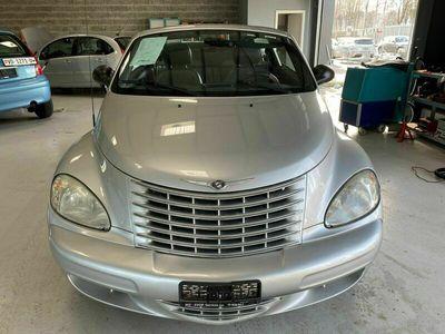 gebraucht Chrysler PT Cruiser 2.4 Limited