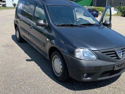 gebraucht Dacia Logan Günstiger Transporter