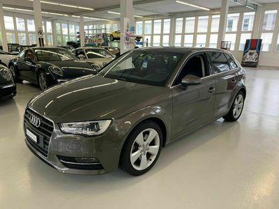 gebraucht Audi A3 Sportback  1.8 TFSI Ambition quattro S-tronic