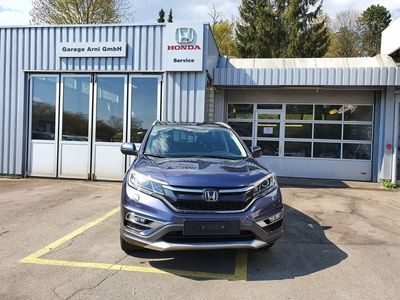 gebraucht Honda CR-V 1.6 i-DTEC Executive 4WD Automatic