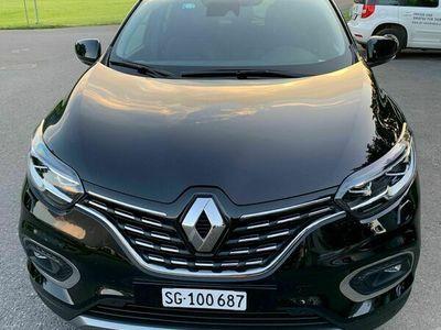 gebraucht Renault Kadjar 1.3 16V T BLACK EDITION zu verkaufen